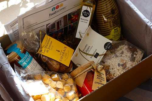 Foodiscover, une nouvelle box gourmande