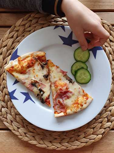 Pizza express jambon fromage