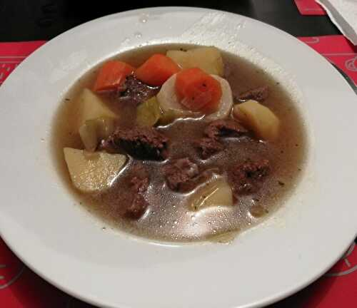 Pot au feu simple