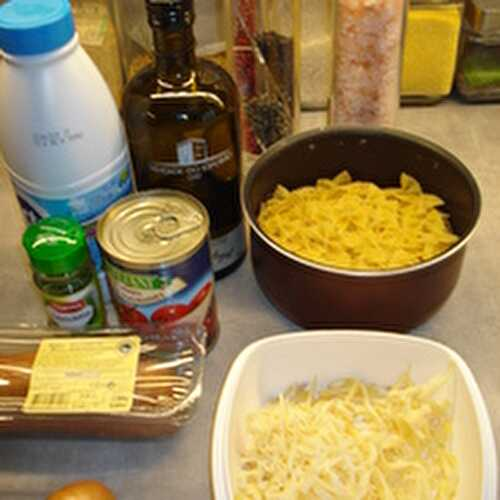 Un One Pot Pasta, version Franc-Comtoise