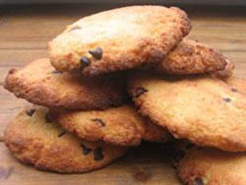Cookies à la noix de coco - La table de Vio