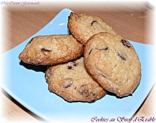 Cookies au Sirop d'Erable