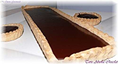 Tarte Absolue au Chocolat