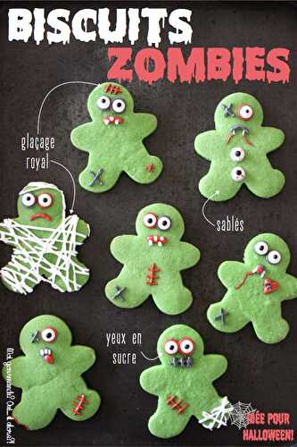BISCUITS ZOMBIES