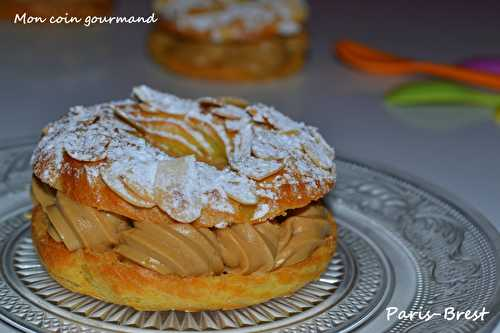 Paris Brest - Mon coin gourmand