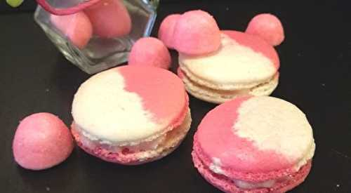 Macarons ganache Tagada Pink ultra gourmands - Patisserie.news