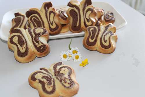 Biscuits papillons -
