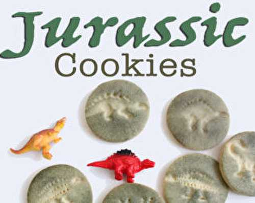 Blog Planete GateauJurassic Cokies - biscuits fossiles - Blog Planete Gateau