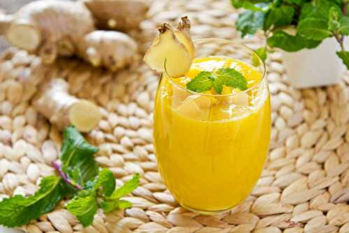 Smoothie ginger Tropic