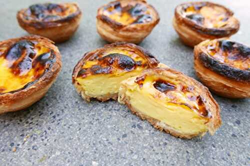 Pasteis de nata ww (4sp) - RegimeMania