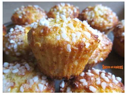 Muffins ricotta citron - sucreetepices.over-blog.com