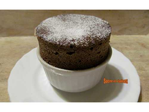 Soufflés au chocolat - sucreetepices.over-blog.com
