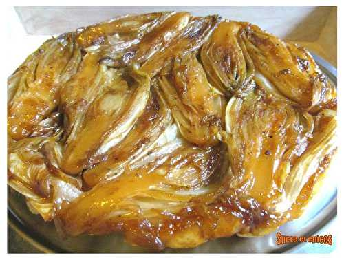 Tatin d'endives - sucreetepices.over-blog.com