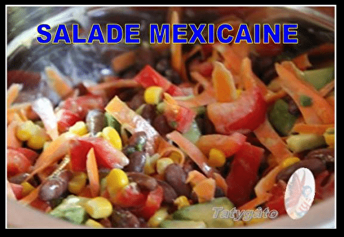 SALADE MEXICAINE - Thermomix en Famille